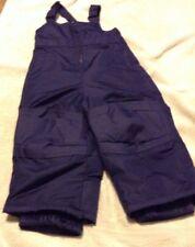 Toddler Ski Bib Snow Pants 12 Month Navy Blue Circo Insulated Overalls Winter