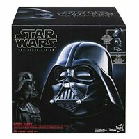 Star Wars the Black Series DARTH VADER PREMIUM ELECTRONIC HELMET in stock!!