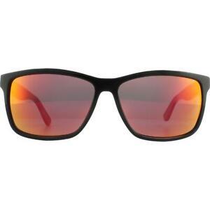 Lacoste Men's Non-Polarized UV Protection Rectangle Sunglasses