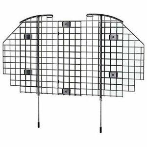 Pet Car Barrier Wire Mesh Vehicle Fence Adjustable Divider for Van SUV Hatchback