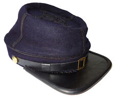 American Civil War US Union Officer Captain Rank Wool Kepi Hat Cap Large 58/59cm