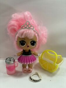 LOL Surprise Doll Prom Princess Hairgoals Makeover Series 5 💛 Random Dress