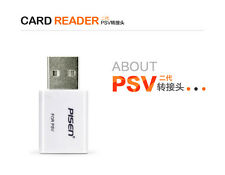 Pisen USB Fast Charger Adapter / Converter For Playstation Vita/PSV/PSPGO