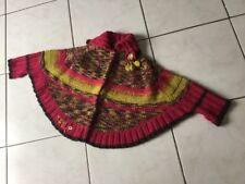 Pancho cape manteau CATIMINI taille 5 Ans bon État 89€