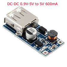 0.9V-5V to 5V USB DC-DC Charger Boost Convertor Step Up Power Supply Module