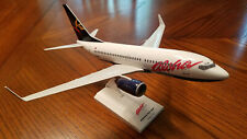 Skymarks Aloha Boeing 737 model; 1:130 scale; plastic; nice; rare