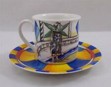 Villeroy & and Boch CIRCUS espresso cup / can and saucer UNUSED BJ606