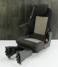 Seat Rear Right + Ford Transit Tourneo Custom From 2012+ 2´ Te Series + Armrest