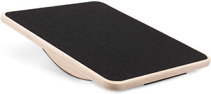 """Yes4All Professional Rocker Balance Board for Physical Therapy - 17.5"""" Rocker Bo"""