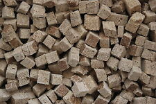 Freeze Dried Aquarium Tubifex Cubes Suitable For All Fish Approx 60g Bag