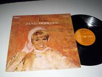 JANE MORGAN Traces Of Love RCA Stereo VG++/NM-
