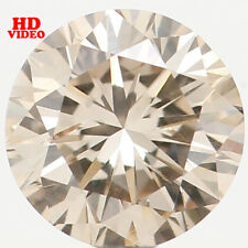 Natural Loose Diamond I-J Color Round SI1 Clarity 4.60 MM 0.39 Ct L6073