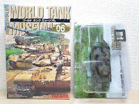 1/144 Takara Kaiyodo World Tank Museum 6 German LEOPARD 2A4 NATO CAMO model