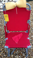 EX MOD Aircraft One Man Seat Part No 6020-1
