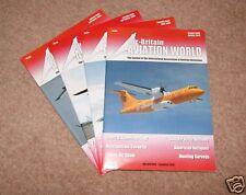 Air Britain - Aviation World - 2008 - all four issues