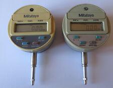 Lot de 2 comparateurs Mitutoyo numérique (Objet N°678)