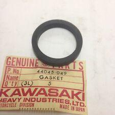 Kawasaki KS125 KE125 KZ200 EX305 Fork Cover Gasket 44045-049 NOS