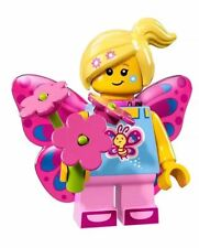 LEGO #71018 SERIES 17 MINIFIGURE  BUTTERFLY GIRL