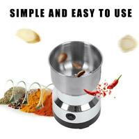Electric Spices/Nuts/Coffee Bean Mill Blade Grinder With Stainless Steel Blades