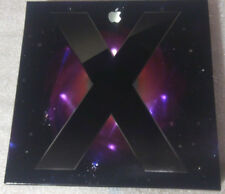 APPLE MAC OS X LEOPARD (VERSION 10.5.1) MB428Z/A
