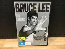 BRUCE LEE THE LEGEND M RATED  - GOOD CONDITION
