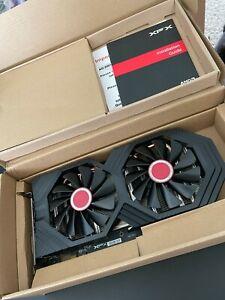XFX AMD Radeon RX 580 8GB GTS Black Edition (RX-580P828D6) Graphics Card GDDR5