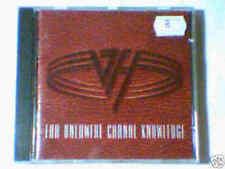 CD musicali hard rock Van Halen