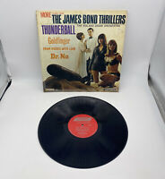 Roland Shaw Orchestra More Themes From The James Bond Thrillers Vinyl LP 1965
