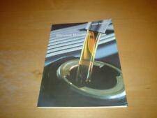 BMW SERVICE BOOK 3 SERIES E90 318 320 328 330 335 M3 i d Owners Handbook Manual