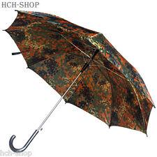 MFH Paraguas Paraguas bastón Grande manchas de camuflaje caza PESCADOR