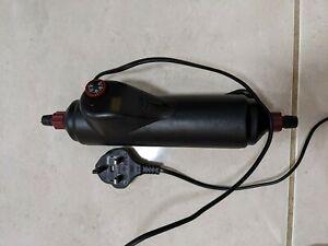 HYDOR ETH 200W INLINE EXTERNAL AQUARIUM HEATER 13 mm 12/16 mm