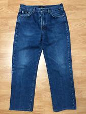 df73c92b038 Hugo Boss HOMBRE Arkansas Pierna Recta 5 Pantalones Vaqueros Bolsillo  Tamaño 34