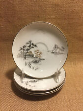Mt. Fuji Sone China TWO 2 Saucers Excellent Condition, 8 available