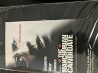 VHS Tape The Manchurian Candidate Ex-Rental in Clam Case