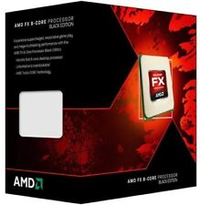 AMD FX 8350 4.0GHz Octa Core AM3+ CPU