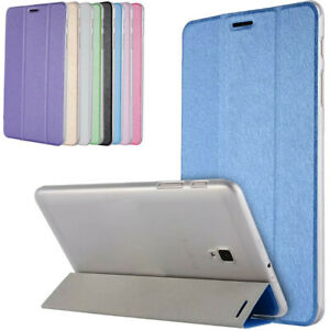 """Smart PU Leather Flip Case Cover for Samsung Galaxy Tab A S2 8.0"""" T350/T380/T710"""