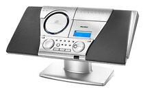 Karcher MC 6550(N) Musikcenter CD MP3 Player Radio Kassette Stereoanlage Stereo
