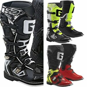 Gaerne SG G-React MX Racing Boot Motocross ATV Offroad Motorcycle Boots