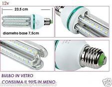 LAMPADA LAMPADINA LED E27 24W 6000K° LUCE CALDA 2100LM FUNZIONA COME DA 180WATT
