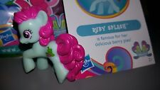 My Little Pony mini blind bag Wave 11  Ruby Splash LOOSE New Open Bag