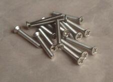 Aparoli SJA 67458/QB DIN 933/Hexagonal Screws with Thread up to Head A4/4/x 35/mm Pack of 10/Quality Basic