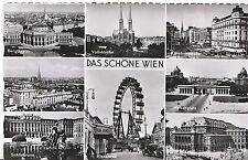 Austria Postcard - Views of Das Schone - Wien  BH102