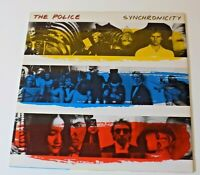 The Police Synchronicity A&M Records AMLX 63735 1983 Every Breathe you Take
