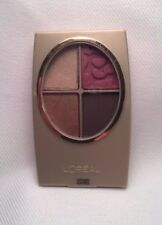 LOREAL Weaer infinite EYESHADOW QUAD ~ UNTAMED HUNTRESS ~ NEW CONDITION !!!