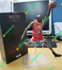#23 NBA Chicago Bulls Michael Jordan 1:9 Scale 9 inch Action Figure MVP