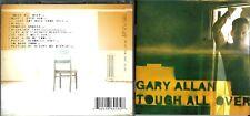 Gary Allan cd album - Tough All Over