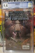 Thanos 13 First Appearance of Cosmic Ghost Rider cgc 9.4 1st print key