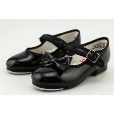 Chaussures noires en synthétique pour fille de 2 à 16 ans pointure 33