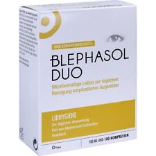 BLEPHASOL Duo 100 ml Lotion+100   1 p   PZN10134948