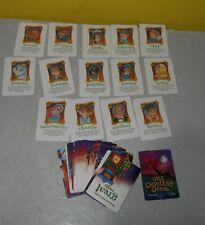 1313 MB DeadEnd Dead End Drive Game Cards 2002 Replacement Piece Part